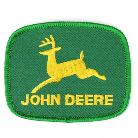 John Deere patch image