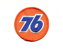 Union 76 Patch patch image