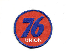 Union 76 Gas Station Patch patch image