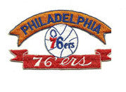 Philadelphia 76ers Basketball Patch - Patch Club
