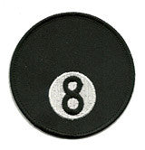 8 Ball patch image