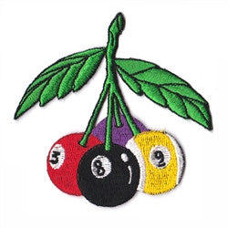 8 Ball Cherries patch image