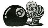 8 Ball Guy patch image