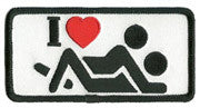I Heart Sex patch image