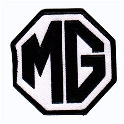 MG black patch image