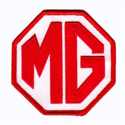 MG red - Patch Club