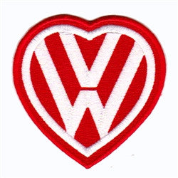 VW heart patch image