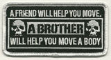 A Brother - Patch Club