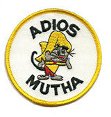 Adios Mutha patch image