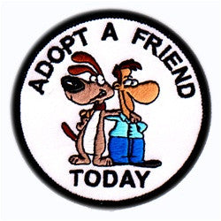Adopt a Friend patch image