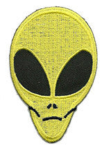 Alien patch image
