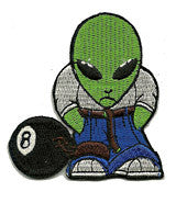 alien-ball - Patch Club