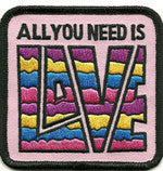 All You Need - Patch Club