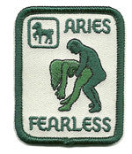 Aries Sex patch image