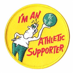 athletic supporter patch image