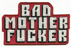 Bad mother fucker - Patch Club
