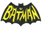 Batman patch image