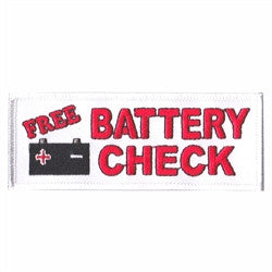 battery check - Patch Club