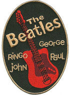 Beatles patch image