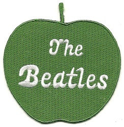 beatles apple patch image