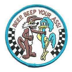 beep beep patch image