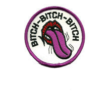 Bitch patch image