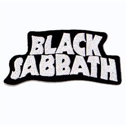 black sabbath patch image