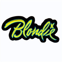 blondie patch image
