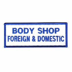 body shop - Patch Club