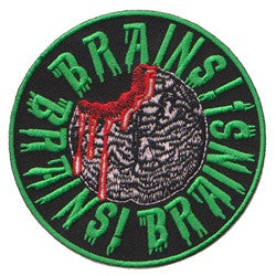 brains patch image