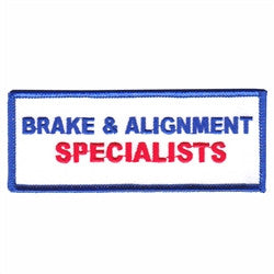 brake alignment - Patch Club