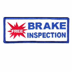 brake inspection - Patch Club