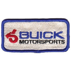 buick motor sports - Patch Club