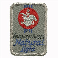 busch light - Patch Club