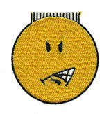 buzz cut patch image