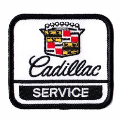 cadillac service 1 - Patch Club
