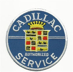 cadillac service patch image