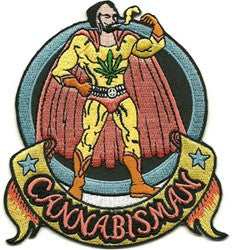 cannabis man - Patch Club