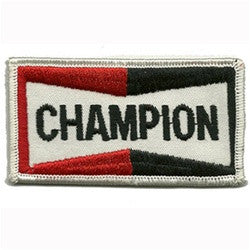 champion red - Patch Club