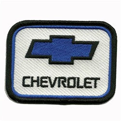 chevrolet 1 - Patch Club