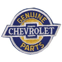 chevrolet parts - Patch Club
