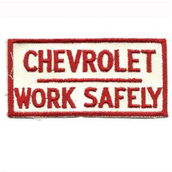 chevy red - Patch Club