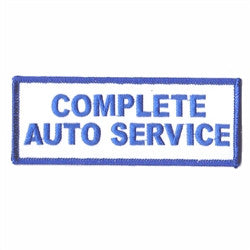 complete auto service - Patch Club