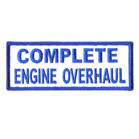 complete engine overhaul - Patch Club