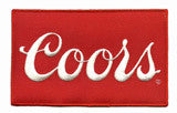 coors back patch - Patch Club