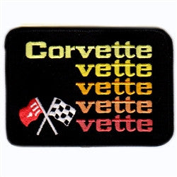 corvette 3 - Patch Club