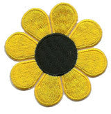 daisey yellow patch image