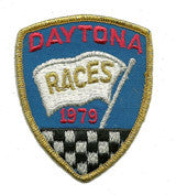 daytona patch image