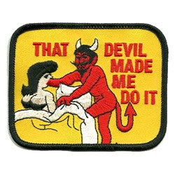 devil made me - Patch Club