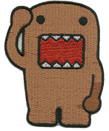 domo salutes - Patch Club